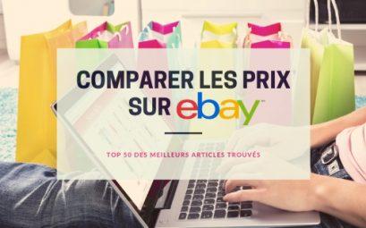 comparer les prix sur Ebay